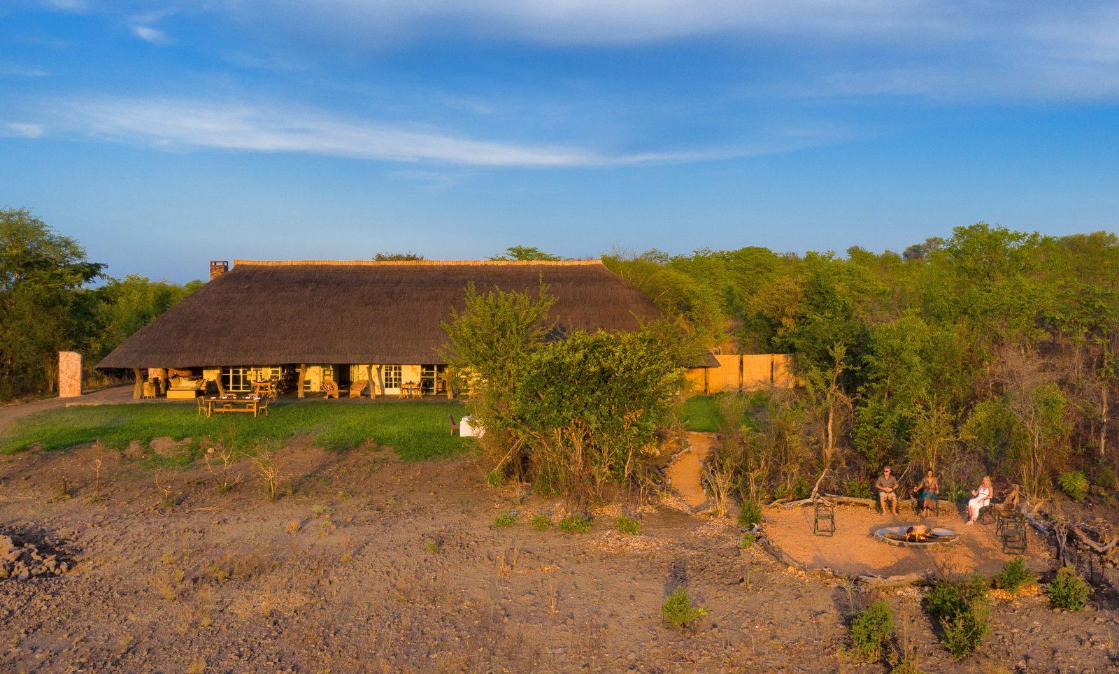 Nantwich, Hwange National Park, Zimbabwe