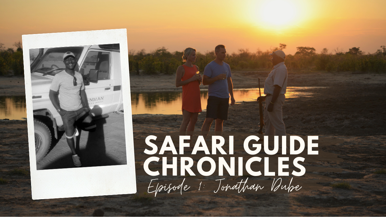 Safari Guide Chronicles Jonathan Dube