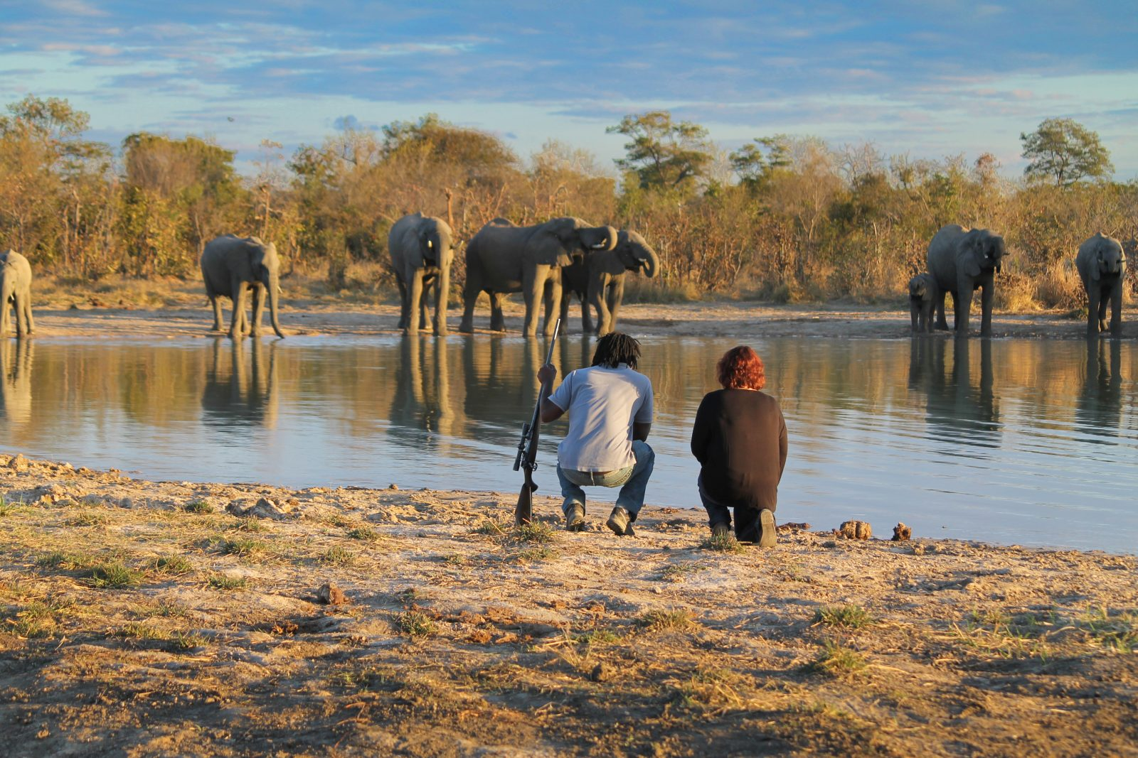 In the Footsteps of the Wild: 5 Star Walking Safaris 8