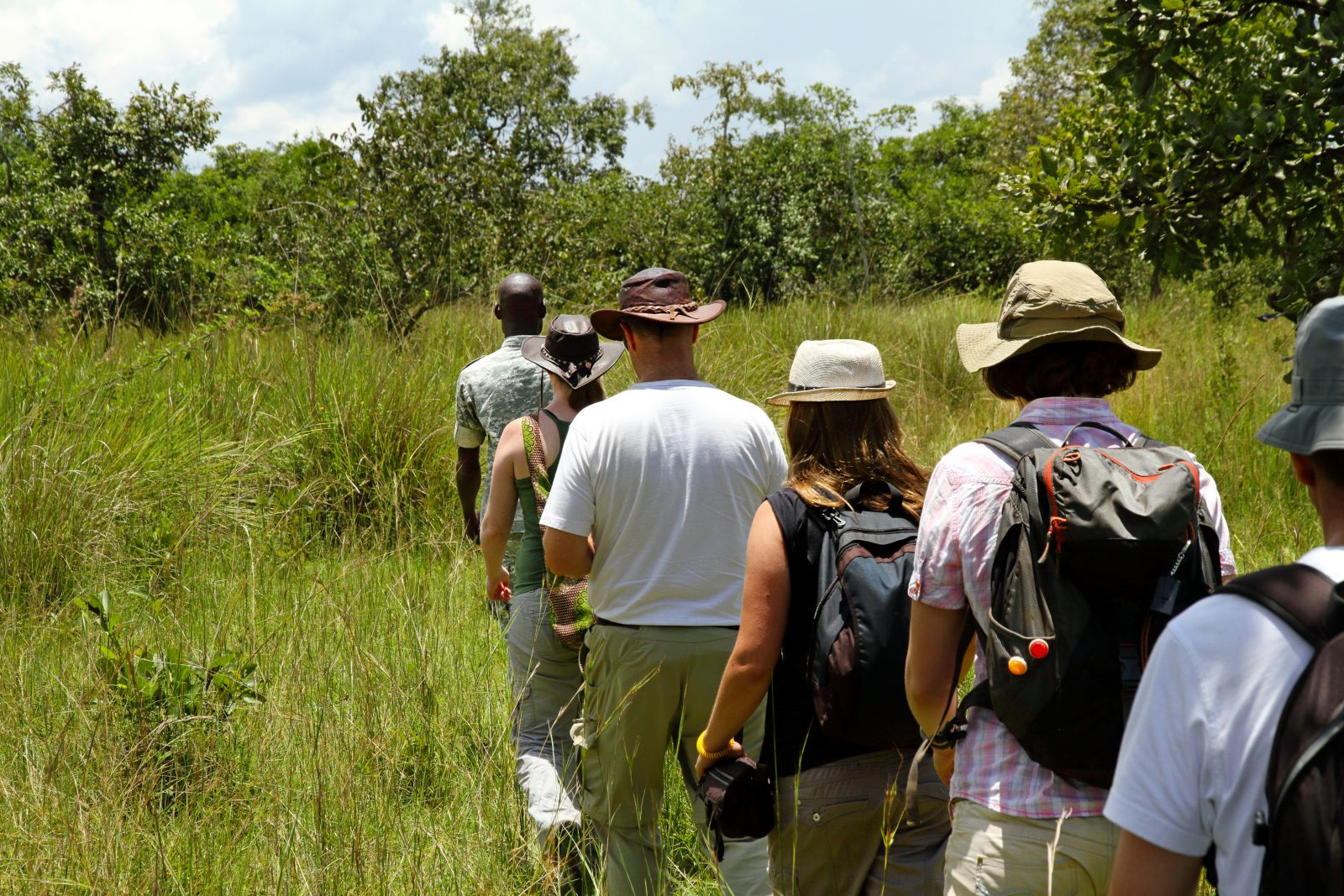 In the Footsteps of the Wild: 5 Star Walking Safaris 7