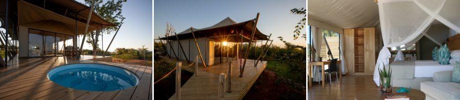 Fothergill Island Suites