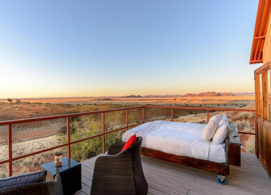 Best Places Beneath the Stars on Safari 7
