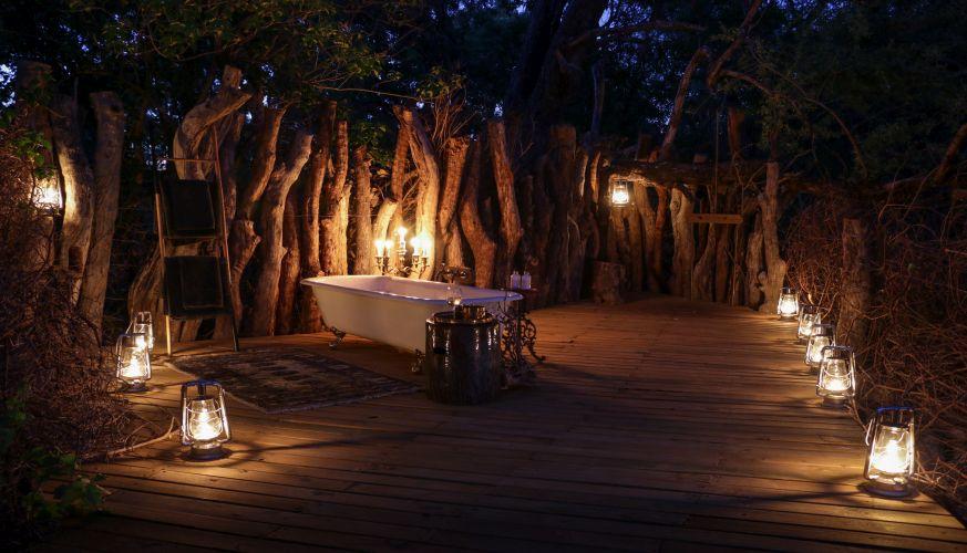 Best Places Beneath the Stars on Safari 6
