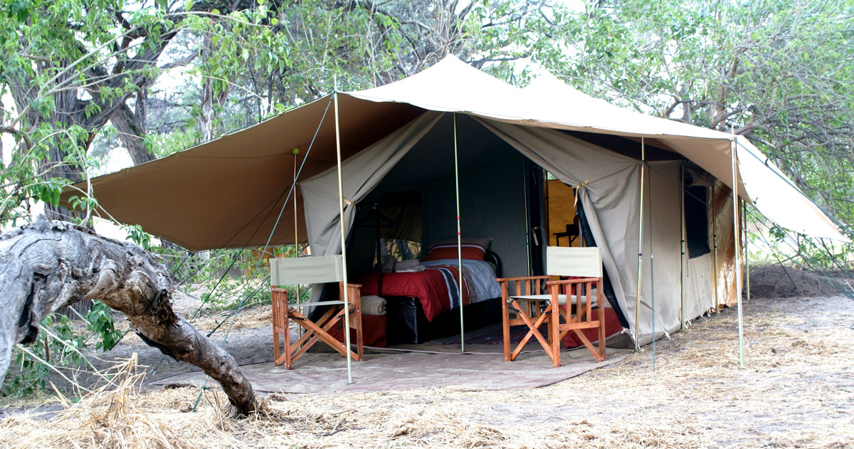 Bedouin Bush Camp