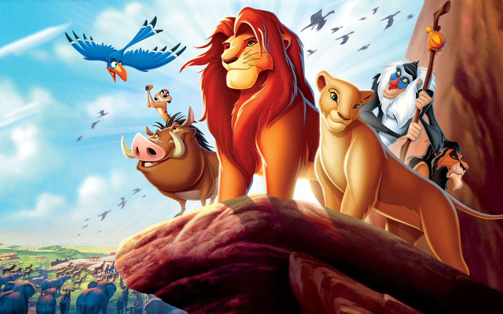 Lion king characters names where lion king characters got their names