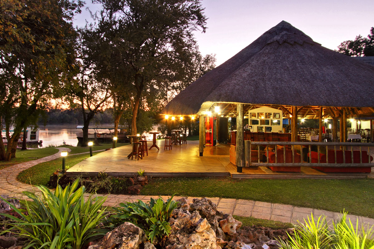 A Zambezi River Lodge Jenman African Safaris